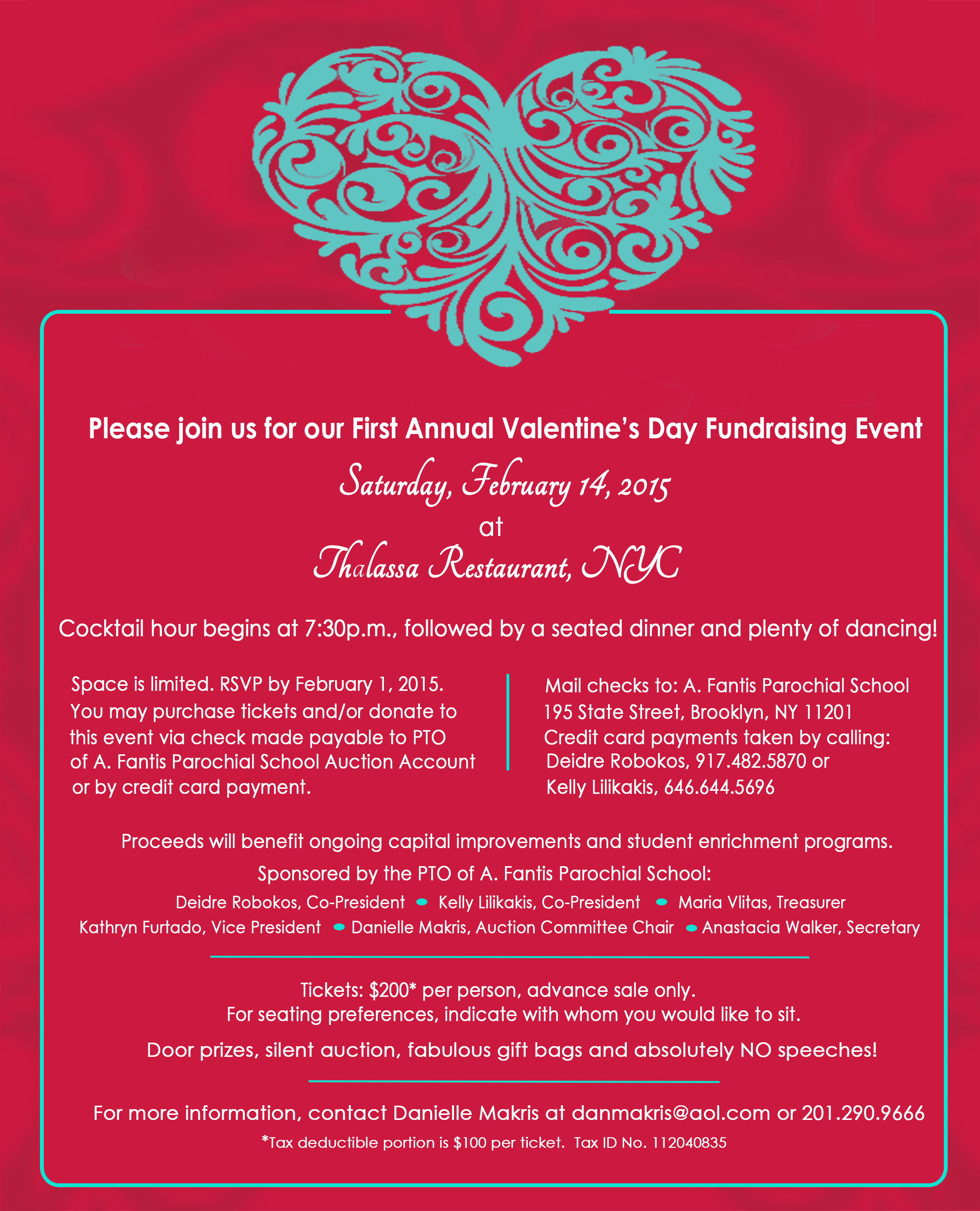 Valentine's Day Event 2015